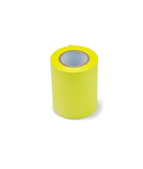 Conf.6 Rotoli giallo neon per MEMOIDEA Tape Dispenser
