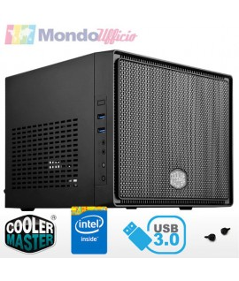 PC linea MINI Intel i3 8100 3,60 Ghz - Ram 16 GB DDR4 - SSD 480 GB - USB 3.1 - Wi-Fi