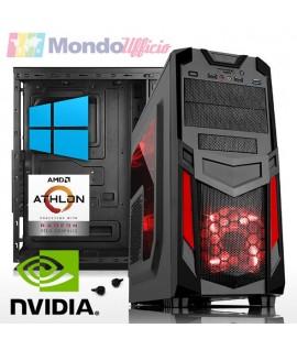 PC GAMING AMD Athlon X4 950 3,80 Ghz - Ram 16 GB - SSD 480 GB - nVidia GTX 1050 2 GB - Windows 10 Professional
