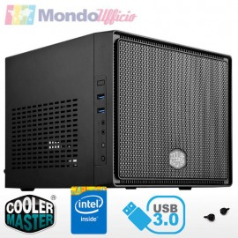 PC linea MINI Intel i5 9400 4,10 Ghz - Ram 16 GB DDR4 - SSD M.2 500 GB - USB 3.1 - Wi-Fi - Windows 10 Pro