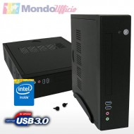 PC linea MINI Slim Intel J1900 Quad Core - Ram 8 GB DDR3 - HD 1 TB - USB 3.0