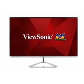 "Viewsonic VX Series VX3276-4K-mhd 81,3 cm (32"") 3840 x 2160 Pixel 4K Ultra HD LED Argento"