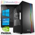 PC linea GAMING Intel i5 10600K - Ram 16 GB - SSD M.2 1 TB - HD 2 TB - nVidia GTX 1660 SUPER 6 GB - Windows 10 Pro