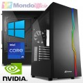 PC linea GAMING Intel i9 11900F 8 Core - Ram 16 GB - SSD M.2 1 TB - Wi-Fi - nVidia GTX 1660 SUPER 6 GB - Windows 10 Pro