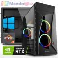 PC GAMING AMD RYZEN 9 5900X 4,80 Ghz - Ram 64 GB - SSD M.2 1 TB - HD 4 TB - nVidia RTX 3070Ti 8 GB - Windows 10 Pro