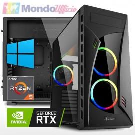 PC GAMING AMD RYZEN 9 5900X 4,80 Ghz - Ram 32 GB - SSD M.2 1 TB 980 - nVidia RTX 3070Ti 8 GB - Windows 10 Pro