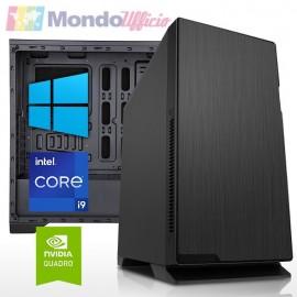 PC linea WORKSTATION Intel i9 10920X 12 Core - Ram 64 GB - SSD M.2 1 TB - HD 3 TB - Quadro P2200 5 GB - Windows 10 Pro