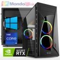 PC linea GAMING Intel i9 11900K - Ram 32 GB - SSD M.2 1 TB - HD 4 TB - Wi-Fi - nVidia RTX 3070 8 GB - Windows 10 Pro