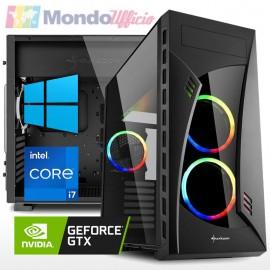PC linea GAMING Intel i7 11700 8 Core - Ram 32 GB - SSD M.2 1 TB - HD 3 TB - nVidia RTX 3070Ti 8 GB - Windows 10 Professional