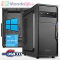 PC linea OFFICE Intel G5905 3,50 Ghz - Ram 16 GB DDR4 - SSD M.2 1 TB - DVD - Windows 10 Professional