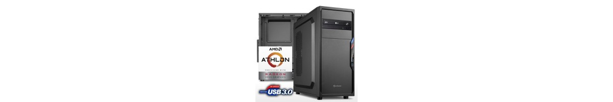 PC linea OFFICE AMD Athlon