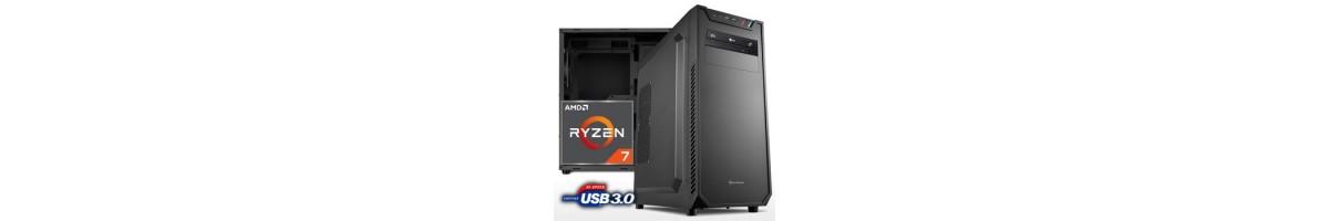 PC linea OFFICE AMD Ryzen 7