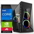 PC linea GAMING Intel i7