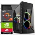PC linea GAMING AMD Ry...