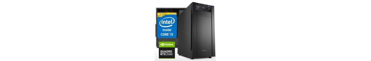 PC linea WORKSTATION Intel i5